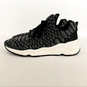 Ash Magma Python Sneakers